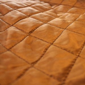 Soft quilted lining